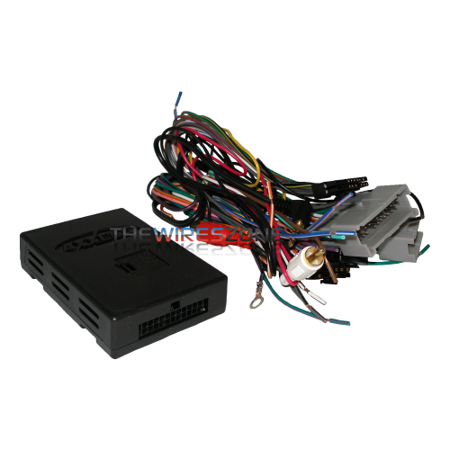 Gm Onstar System - Axxess by Metra GMOS-014 OnStar Interface for Select 2000-up GM Vehicles
