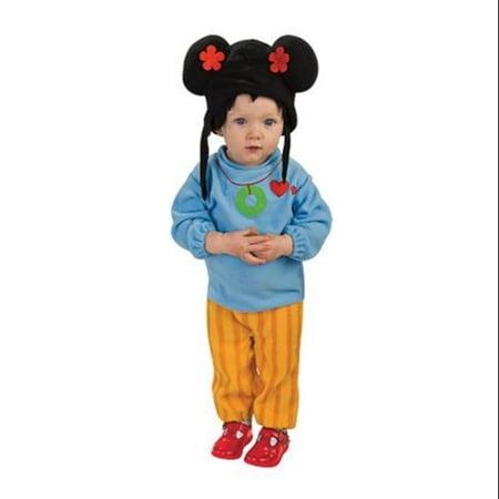Ni Hao Kai Lan Romper Costume Infant](Ni Hao Kai Lan Halloween Costume)