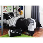 your zone digital rock reversible bed in a bag set
