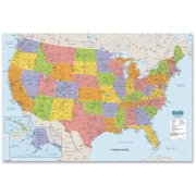Us Map Posters - Giant us map stencil