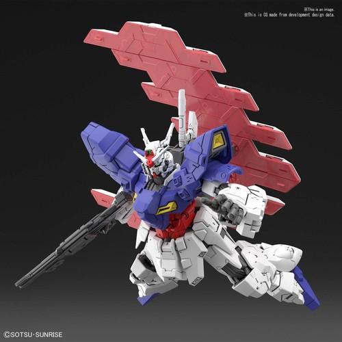 Moon Gundam #215 Moon Gundam, Bandai HGUC 1 144 by Bandai