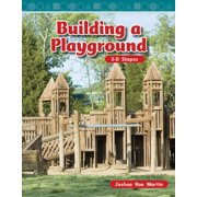 Building a Playground: 3-D Shapes - eBook