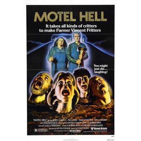 Motel Hell Movie Poster 11x17 Mini Poster