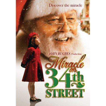 Miracle On 34th Street (DVD) - Halloween On 6th Street Movie