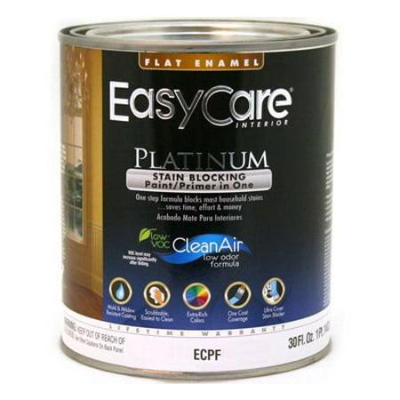 True Value Mfg ECPFT QT Platinum Paint Primer In One Flat Tint Base 1