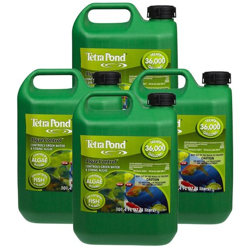 Tetra Pond Algae Control for Green Water & String Algae
