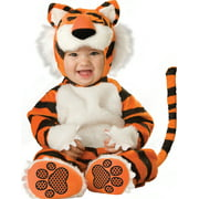 Tiny Tiger Stripped Kitten Cat Infant Baby Animal Halloween Costume