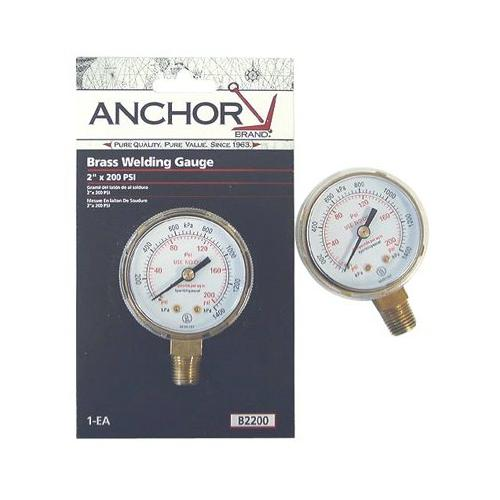 Anchor brand Replacement Gauges - B2530RL SEPTLS100B2530RL