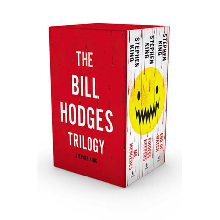 The Bill Hodges Trilogy Boxed Set : Mr. Mercedes, Finders Keepers, and End of Watch