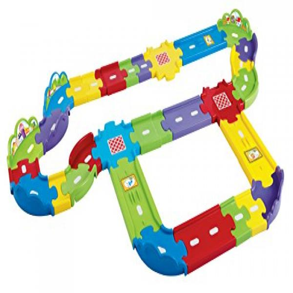 VTech Go! Go! Smart Wheels Deluxe Track Playset by