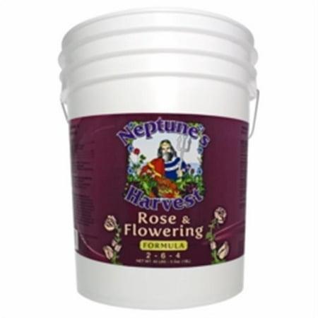 Flowering Fertilizer (Surreal Performance Planter RF150 5 Gallon Rose & Flowering Formula Fertilizer)