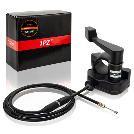 1PZ TA1-S22 7/8'' 22mm Thumb Throttle Cable Accelerator ... on