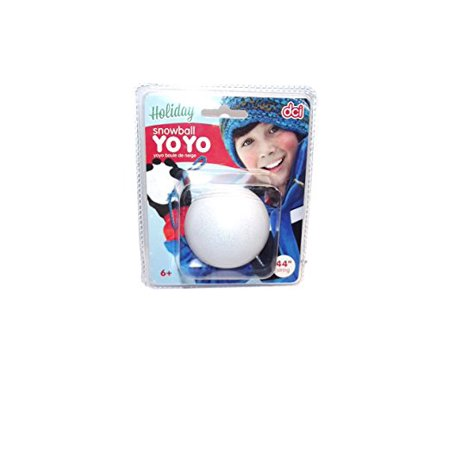 Holiday Snowball YOYO - Yo Yo Balls