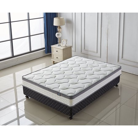As Quality Signature Organic Euro Top 9 Quot Memory Foam And