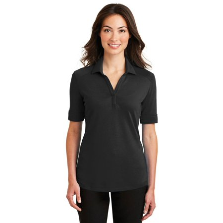 Port Authority Women's Silk Touch Interlock Performance -