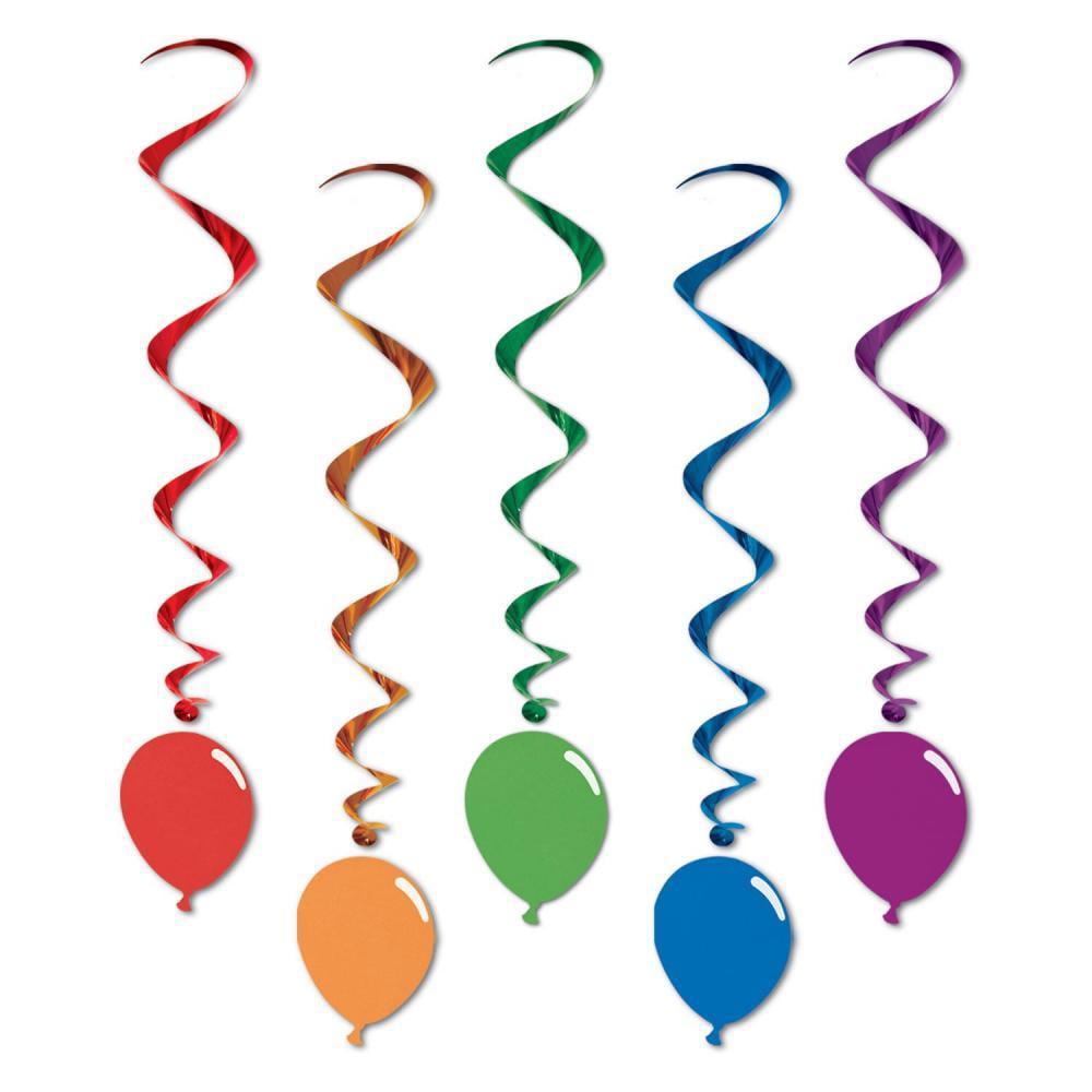 (30ct) Balloon Whirls