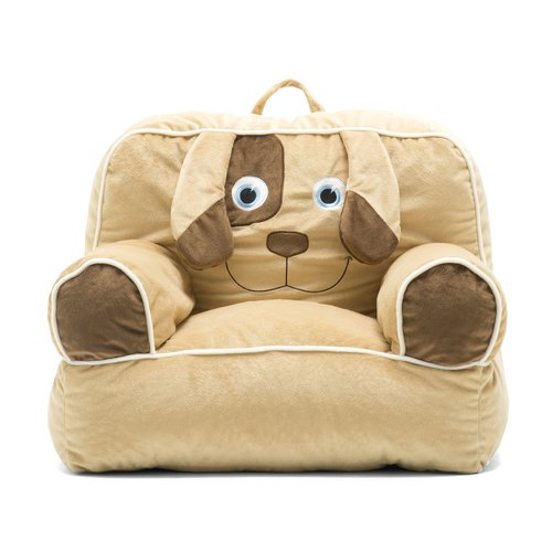 Big Joe Kid's Bagimal Bean Bag Throne Chair; Multiple Characters