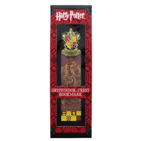 Round Bookmark (Harry Potter Gryffindor Crest Bookmark )