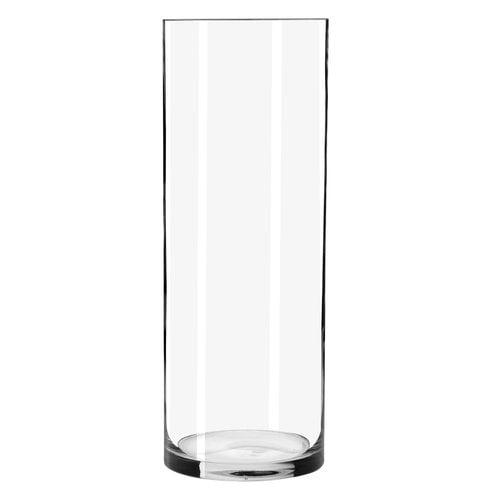 Libbey Glass Cylinder Vase