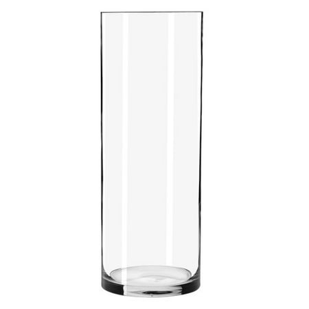 Libbey Glass Cylinder Vase Walmart