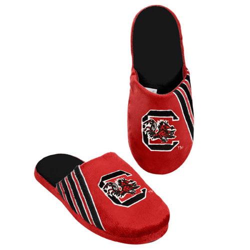 NCAA - South Carolina Gamecocks Hard Sole Stripe Slipper