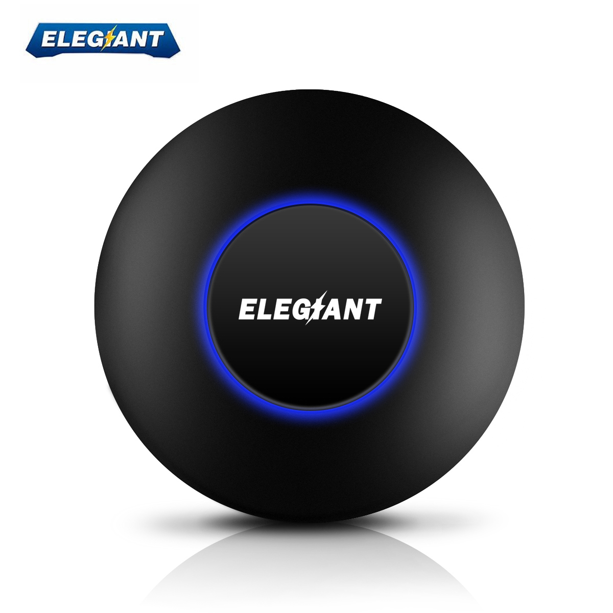Wireless WiFi Display Dongle, ELEGIANT 1080P Mini Display Receiver HD AV Dual Output Miracast DLNA Air play Converter Adapter for IOS Google /Android / Windows /