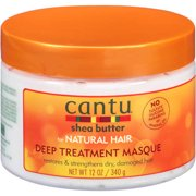 Cantu Shea Butter Deep Treatment Masque, 12 fl oz