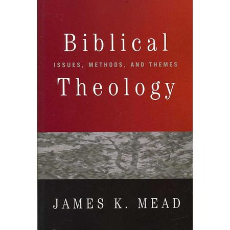 Biblical Theology  Issues  Methods  And Themes  Paperback   Jun 04  2007  Mea