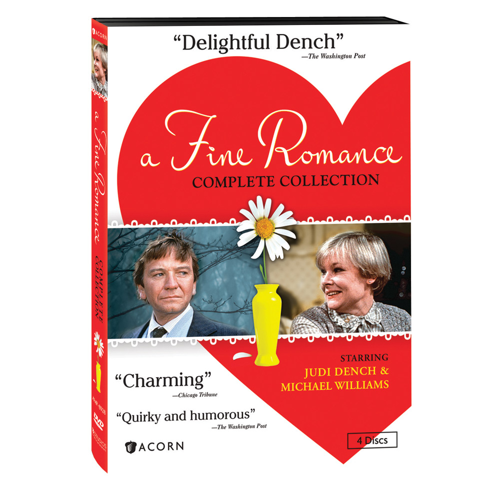 A Fine Romance: Complete Collection 26 Episodes on 4 DVDs by ACORN MEDIA
