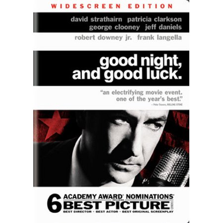 Good Night, and Good Luck (DVD) - Good Luck Items