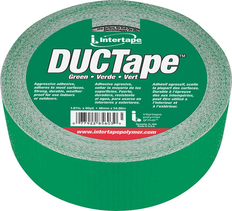 TAPE DUCT GREEN 1.88INX60YD