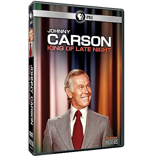 American Masters: Johnny Carson King Of Late Night by PBS DIRECT