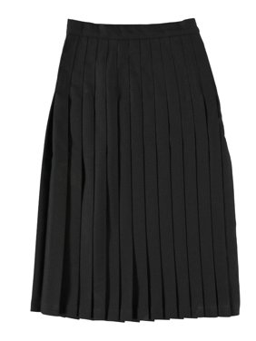 Cookie's Brand Big Girls' Long Pleated Skirt (Sizes 7 - 20)