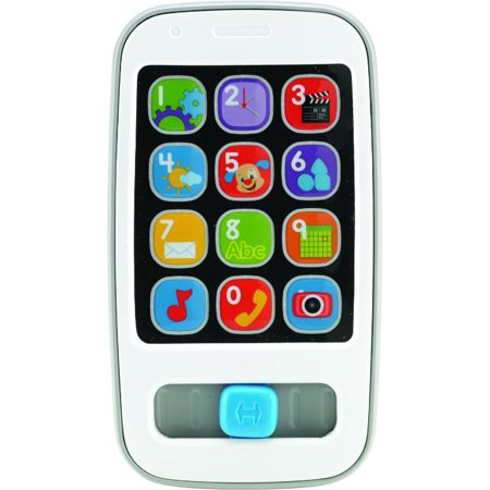 Fisher-Price Laugh & Learn Smart Phone (Fisher Price Smart Stages Home)