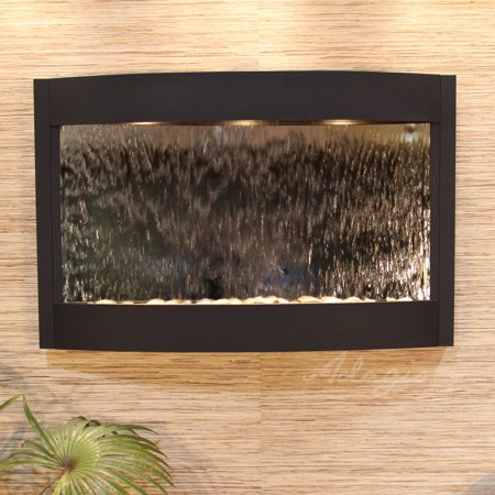 Adagio Water Fountains - Adagio Calming Waters 35 in. Wall Fountain