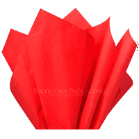 "Red Tissue Paper, 20""x30"", 48ct"