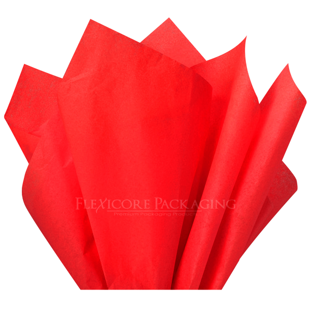 "Red Tissue Paper, 15""x20"", 100 ct"