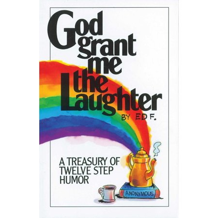 God Grant Me The Laughter - eBook