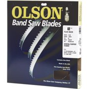 Olson Flex Back Band Saw Blade