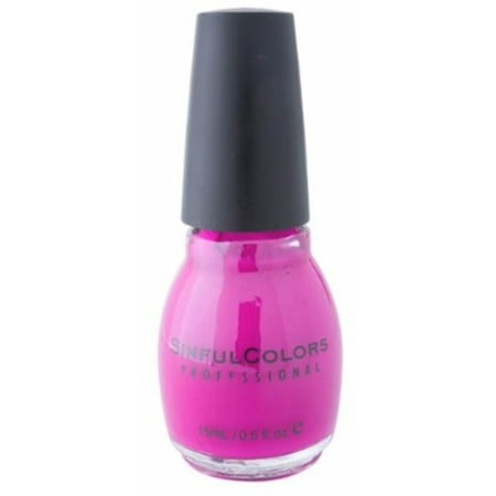 2 Pack - Sinful Colors Professional Nail Enamel, Dream On 0.50 oz (Color Dreams)