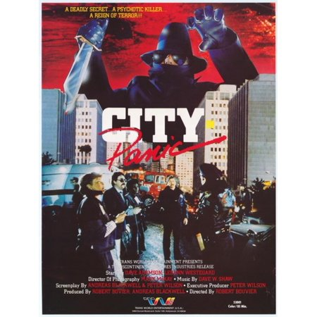 City in Panic Movie Poster Print (27 x 40) (Party City Coupons 40 Off)