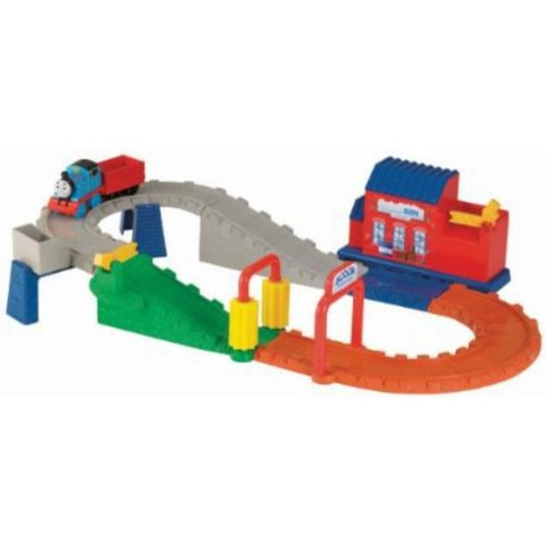 Fisher-Price Thomas & Friends Thomas' Wash Dow Delivery Play Set
