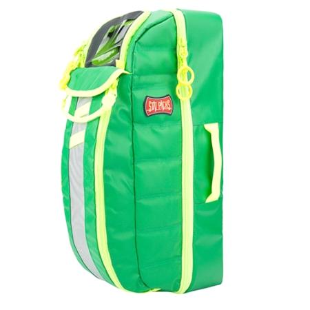 StatPacks G3 Tidal Volume Emergency Oxygen Pack Backpack Green Stat Packs ()