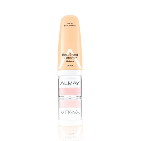 Almay Best Blend Forever Makeup, Buff, 1 fl oz
