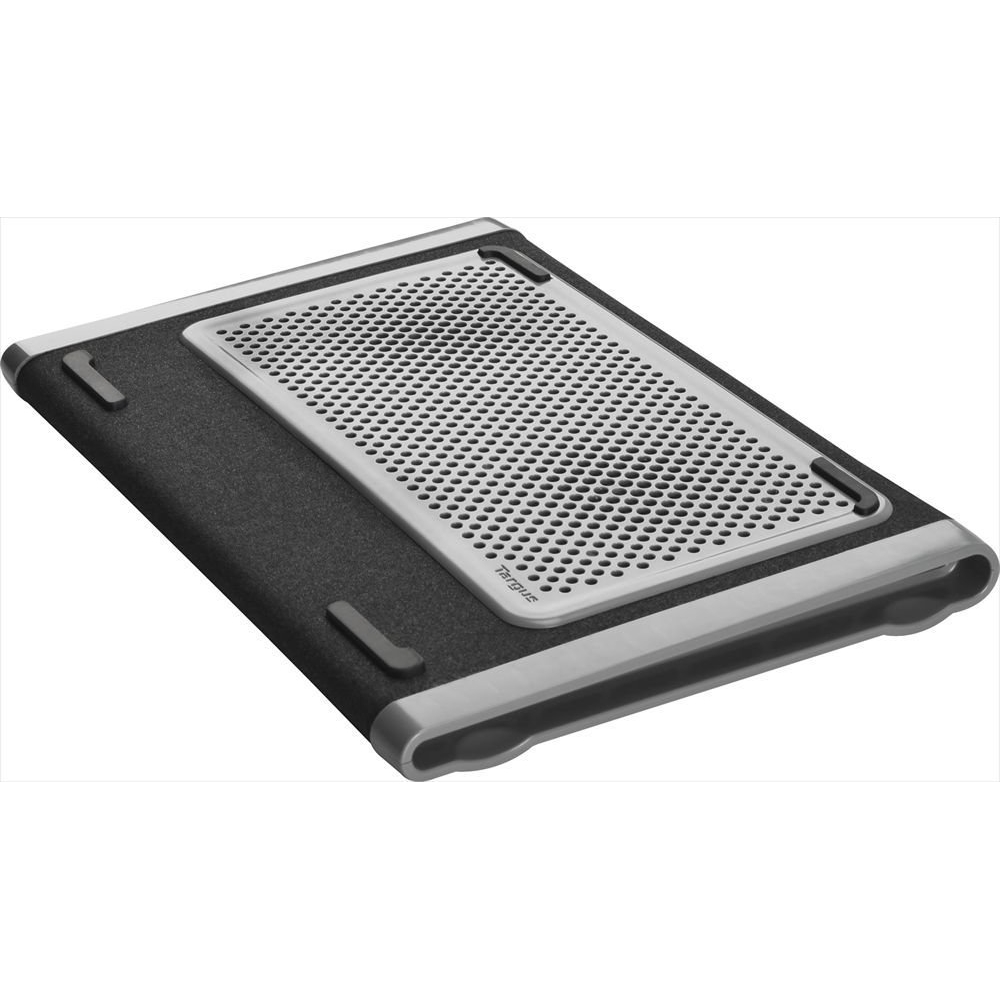 Portable Laptop Cooling Pad, Targus Gray 15.6-inch Lap Cooling Mat For Laptop