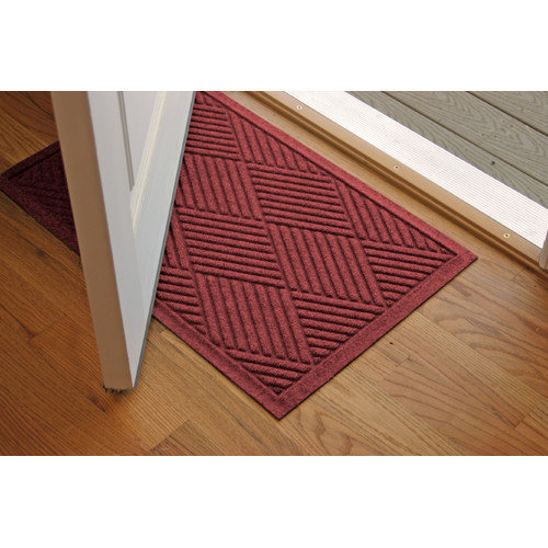 Bungalow Flooring Aqua Shield Diamonds Doormat