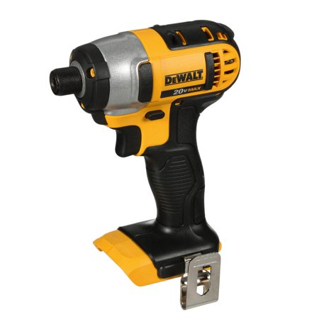 Dewalt 20-Volt MAX Lithium-Ion Cordless 1/4-Inch Impact Driver (Tool-Only) (New Open Box)