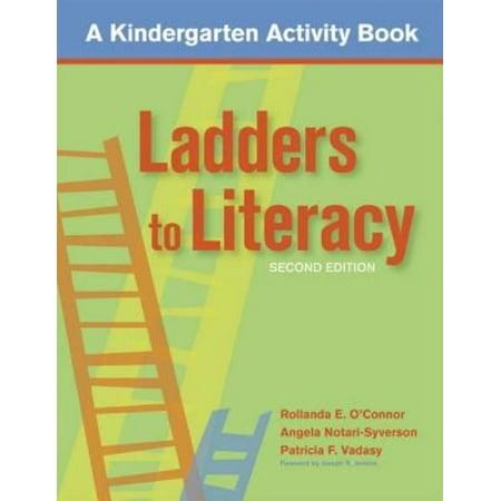 Ladders to Literacy : A Kindergarten Activity Book, Second Edition - Halloween Literacy Activities For Kindergarten