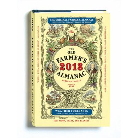The Old Farmers Almanac 2018