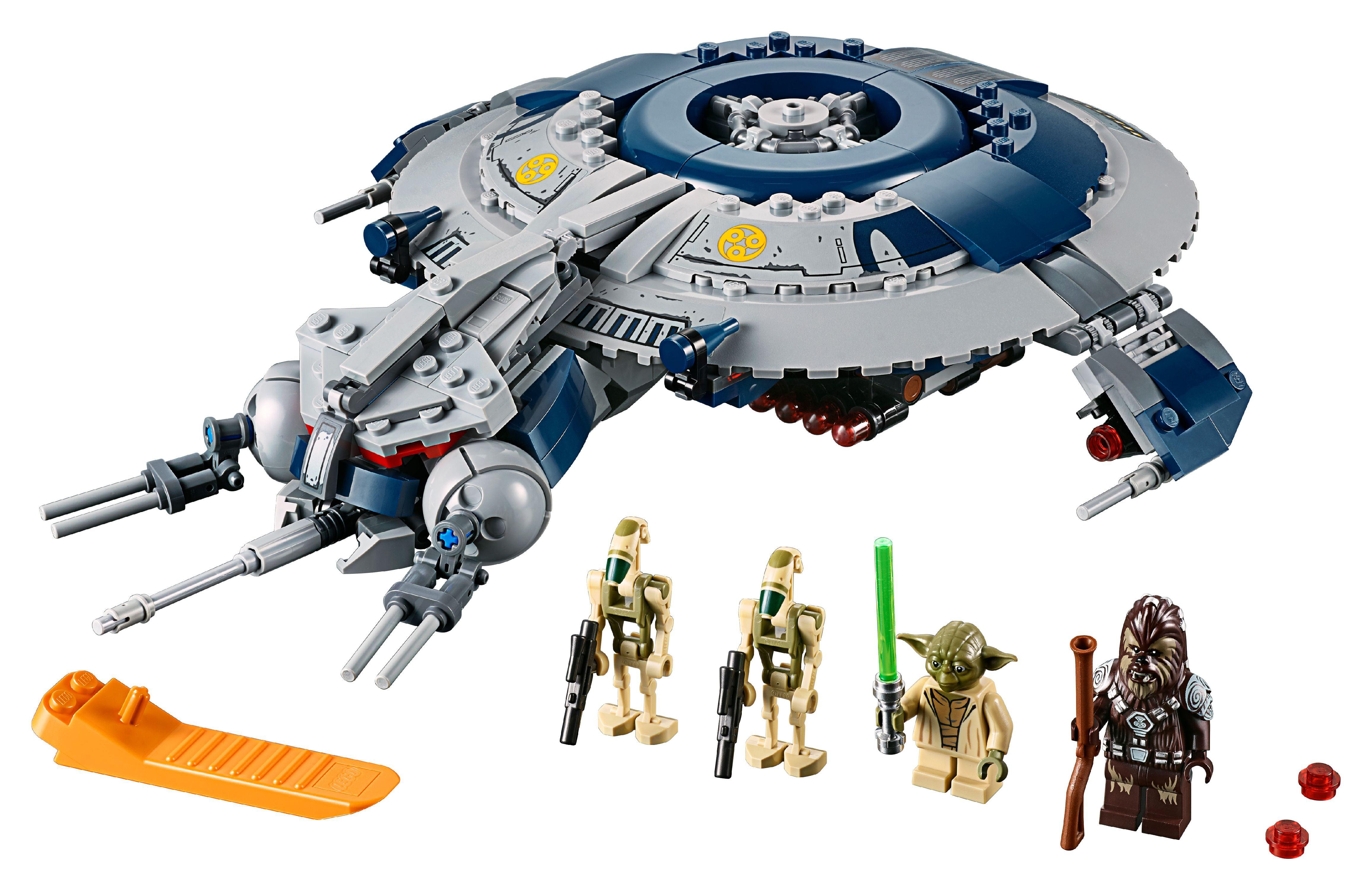 100 Pcs Hot Minifigures Battle DROID Characters Full 5 Color Star War Custom MOC